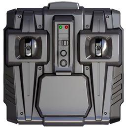 """Радиоуправляемая игрушка Silverlit Трюковая машинка """"Gyro Zee"""" 82412 (с гироскопом) - пульт"""