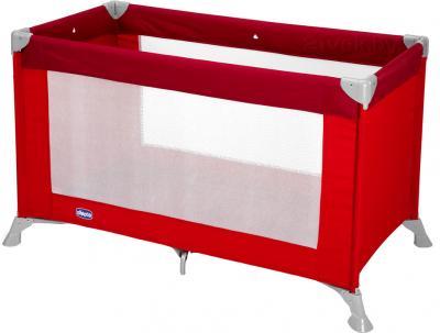 Кровать-манеж Chicco Good Night (Red) - общий вид