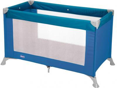 Кровать-манеж Chicco Good Night (Blue) - общий вид