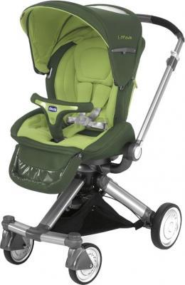 Детская универсальная коляска Chicco Trio I-Move (Green) - общий вид