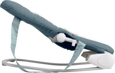 Детский шезлонг Chicco Hoopla (Sage) - вид сбоку