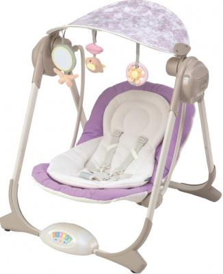 Качели для новорожденных Chicco Polly Swing (Butterfly) - вид спереди