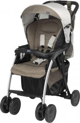 Детская прогулочная коляска Chicco Simplicity Plus (серый) - общий вид