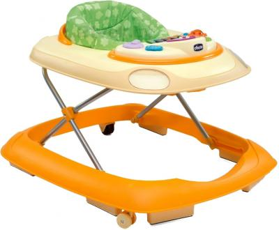Ходунки Chicco Band Baby Walker (Orange Wave) - общий вид
