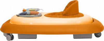 Ходунки Chicco Paint Baby Walker (Orange) - в сложенном виде