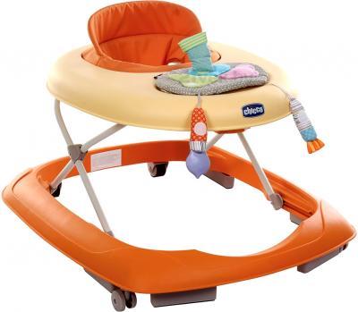 Ходунки Chicco Paint Baby Walker (Orange) - общий вид