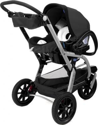 Детская универсальная коляска Chicco Activ3 (Anthracite) - автокресло
