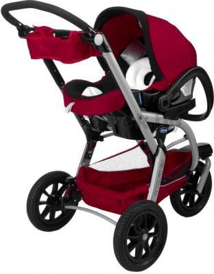 Детская универсальная коляска Chicco Activ3 (Red Wave) - автокресло