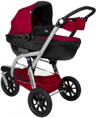 Детская универсальная коляска Chicco Activ3 (Red Wave) - люлька