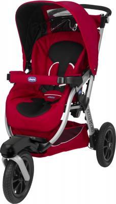 Детская универсальная коляска Chicco Activ3 (Red Wave) - общий вид