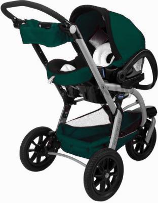Детская универсальная коляска Chicco Activ3 (Evergreen) - автокресло