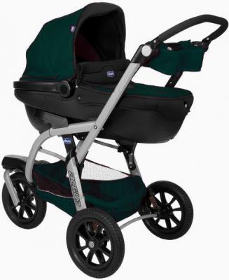 Детская универсальная коляска Chicco Activ3 (Evergreen) - люлька