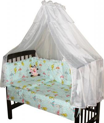 Комплект в кроватку Ночка Веселый дождик 3 - общий вид