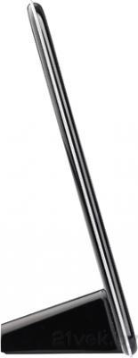 Цифровая фоторамка Inch W7i (черный) - вид сбоку