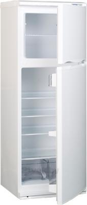 Холодильник с морозильником ATLANT МХМ 2835-95 - в полуоткрытом виде