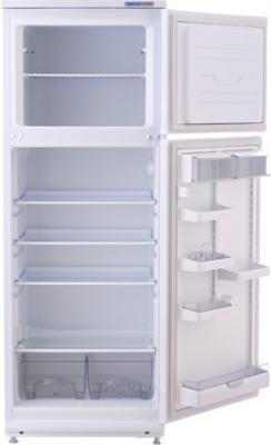 Холодильник с морозильником ATLANT МХМ 2835-95 - с открытой дверью