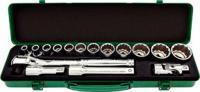 Универсальный набор инструментов Toptul GCAD1604 (16 предметов) -