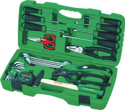 Универсальный набор инструментов Toptul GAAI3001 (30 предметов) - общий вид