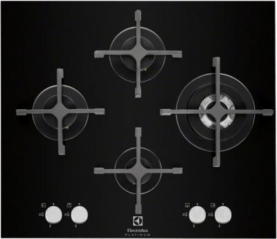Газовая варочная панель Electrolux EGT96343LK - общий вид