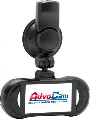 Автомобильный видеорегистратор AdvoCam FD6S Profi-GPS - дисплей