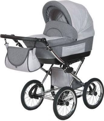 Детская универсальная коляска Riko Laura 04 - общий вид