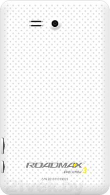 GPS навигатор Roadmax Evolution 3 (White) - вид сзади