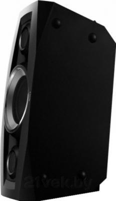 Портативная колонка Sony GTK-N1BT - вид сбоку