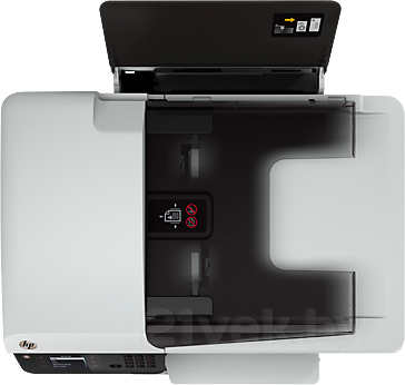 МФУ HP Deskjet Ink Advantage 2645 (D4H22C) - вид сверху