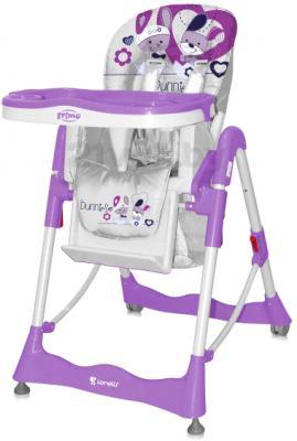 Стульчик для кормления Lorelli Primo (Violet Bunnies) - общий вид