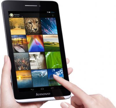 Планшет Lenovo IdeaTab S5000 16GB 3G (59388683) - общий вид