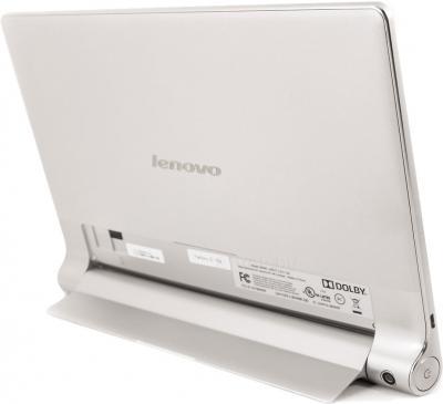 Планшет Lenovo Yoga Tablet 10 B8000 16GB 3G (59388210) - сзади вполоборота