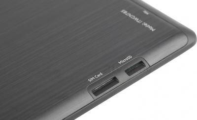 Планшет Inch Regulus ITWGN785 (8GB, 3G) - разъемы для SIM и MicroSD