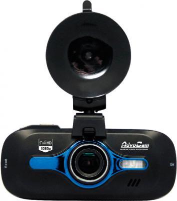 Автомобильный видеорегистратор AdvoCam FD8 Profi (Blue) - общий вид