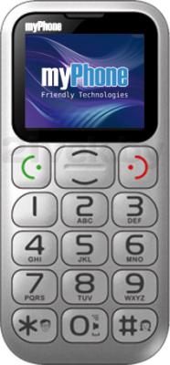 Мобильный телефон MyPhone 1045 (белый) - общий вид