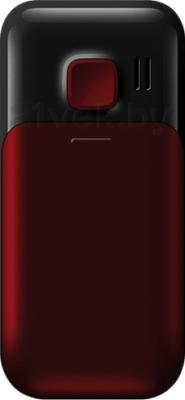 Мобильный телефон MyPhone 1045 (красный) - задняя панель