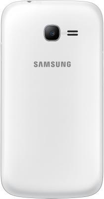 Смартфон Samsung Galaxy Star Plus / S7262 (белый) - задняя панель