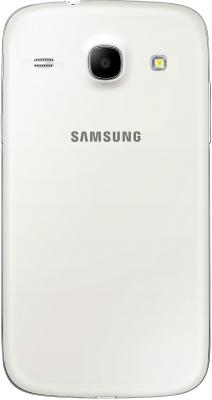 Смартфон Samsung I8262 Galaxy Core  (White) - задняя панель