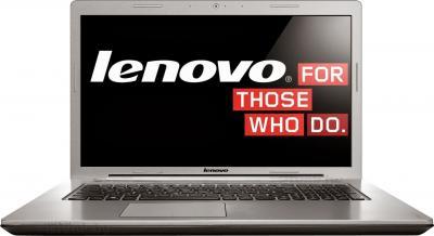 Ноутбук Lenovo Z710 (59391653) - фронтальный вид
