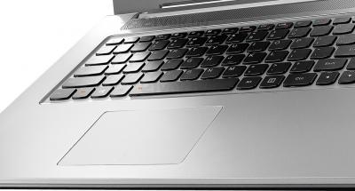 Ноутбук Lenovo Z710 (59391653) - тачпад