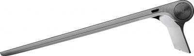 Планшет Lenovo Yoga Tablet 10 B8000 (59387964) - вид сбоку на подставке (горизонтально)