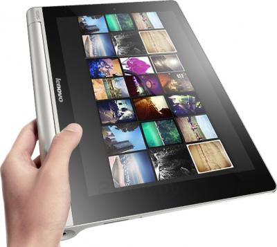 Планшет Lenovo Yoga Tablet 10 B8000 (59387964) - общий вид