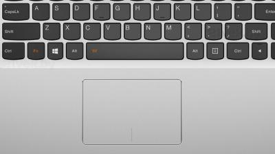 Ноутбук Lenovo IdeaPad U330p (59391670) - тачпад