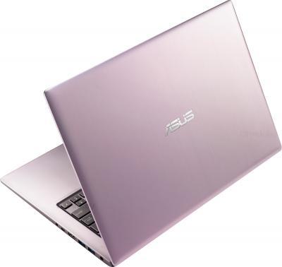 Ноутбук Asus U38N-C4028H - вид сзади