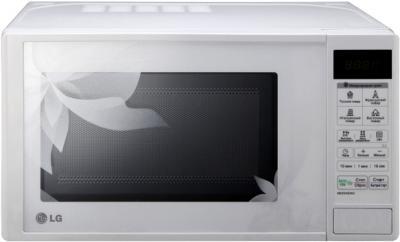Микроволновая печь LG MS2043DAC - общий вид