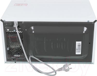 Микроволновая печь LG MS20R42D - вид сзади