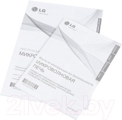 Микроволновая печь LG MS20R42D - инструкция