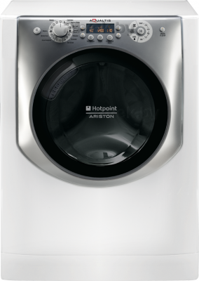 Стиральная машина Hotpoint AQS0F 25 CIS - общий вид