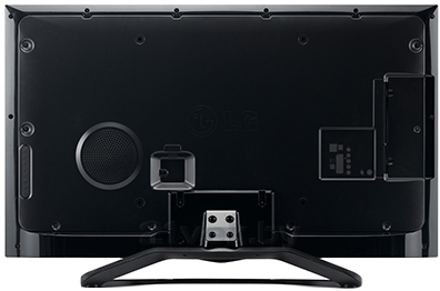 Телевизор LG 32LA662V - вид сзади