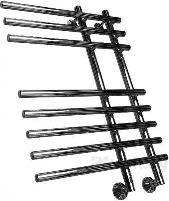 """Полотенцесушитель водяной Двин L primo 60x55 (1"""") - общий вид"""