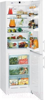 Холодильник с морозильником Liebherr CN 3033